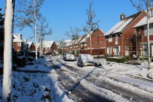 Winter in Dierdonk 2014 door Bas Arts